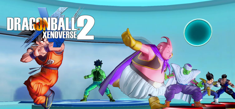 Dragon Ball Xenoverse 2: Hero Colosseum free update now available