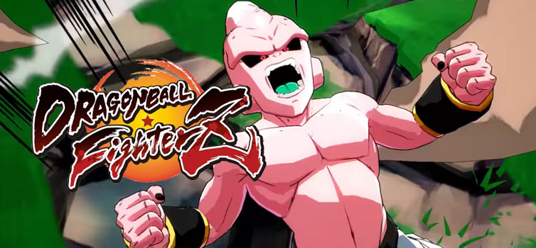 Dragon Ball FighterZ: Kid Buu gameplay trailer