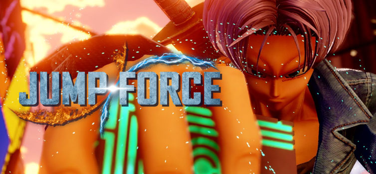 Jump Force: The second story trailer