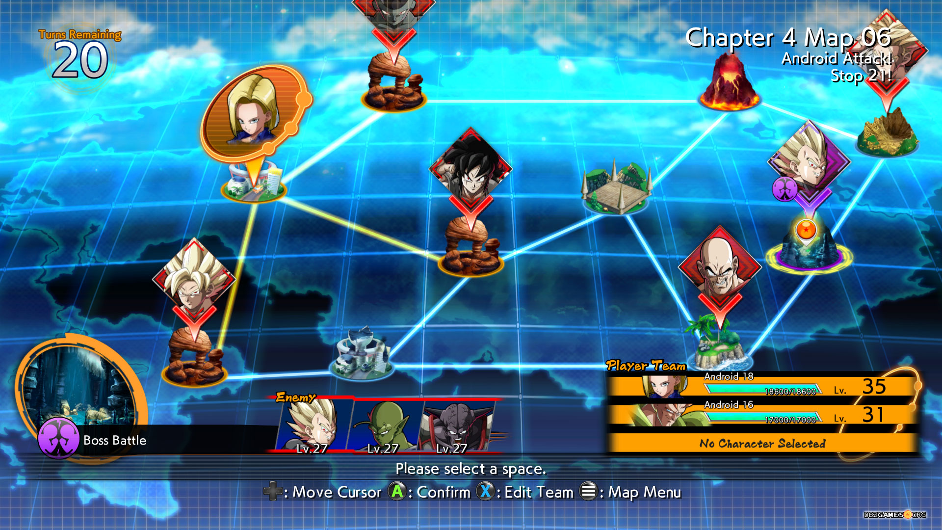 Android 21 Arc - Dragon Ball FighterZ Guide - DBZGames org