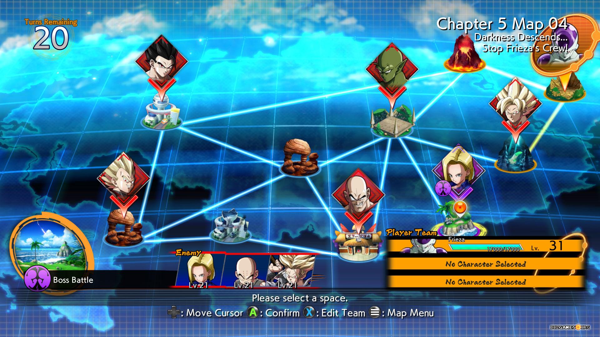 Enemy Warrior Arc - Dragon Ball FighterZ Guide - DBZGames org