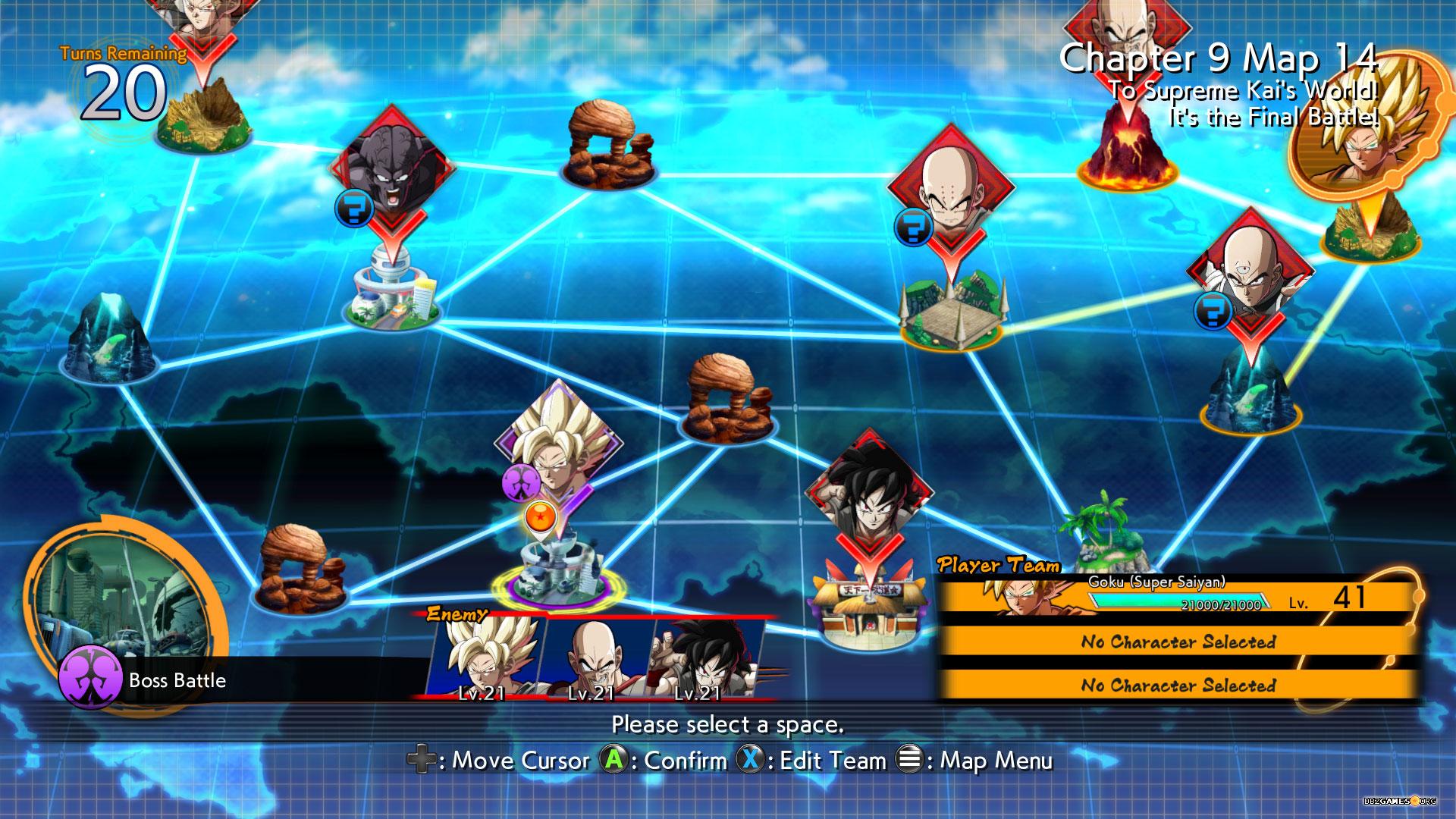Super Warrior Arc - Dragon Ball FighterZ Guide - DBZGames org