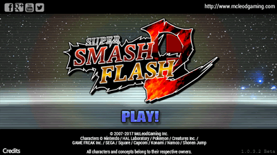 Super Smash Flash 2 1 0 3 Beta - Play SSF2 on DBZGames org