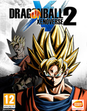 Dragon Ball Xenoverse 2 cover