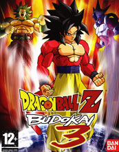 Dragon Ball Z Budokai 3 cover
