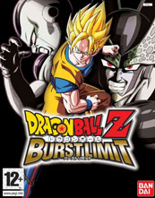 Dragon Ball Z Burst Limit cover