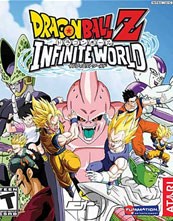 Dragon Ball Z Infinite World cover