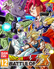 Dragon Ball Z Battle of Z cover