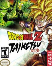 Dragon Ball Z Taiketsu cover