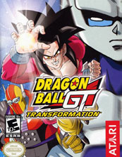 Dragon Ball GT Transformation cover