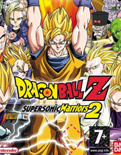 Dragon Ball Z Supersonic Warriors 2 cover