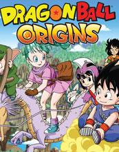 Dragon Ball Origins cover