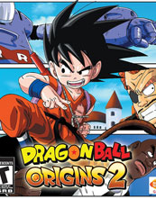 Dragon Ball Origins 2 cover