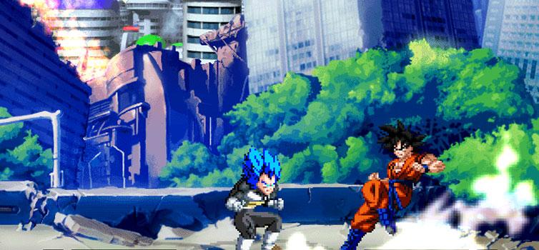 Dragon Ball Mugen 2016 - Download - DBZGames org