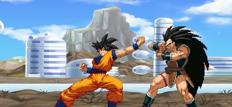 Dragon Ball Z Fury Budokai