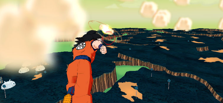 Dragon Ball Z Battle of ZEQ2