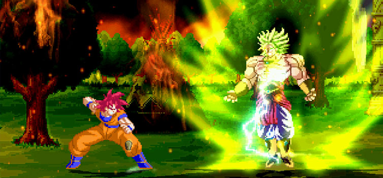 Dragon Ball Z Infinity Mugen
