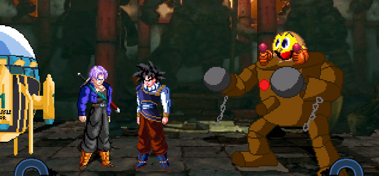 Mugen All-Stars Battle Royale
