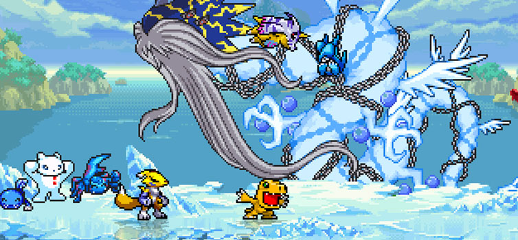 Digimon Mugen Game