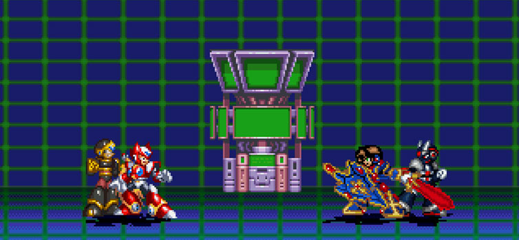 Megaman 22XX Grand Tournament