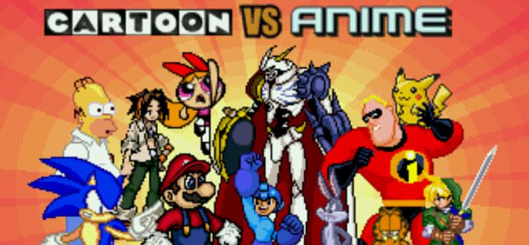 Mugen Cartoon Characters - Wallpaperzen org