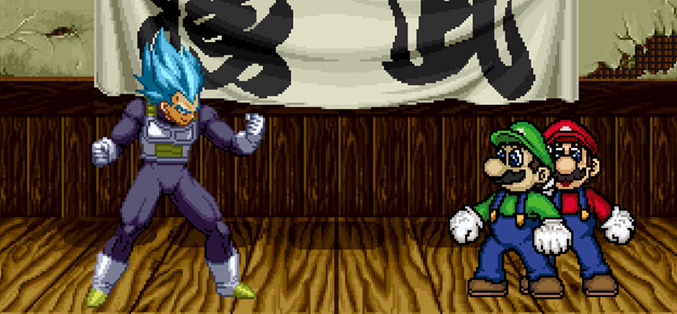 Smash Bros Mugen - Download - DBZGames org