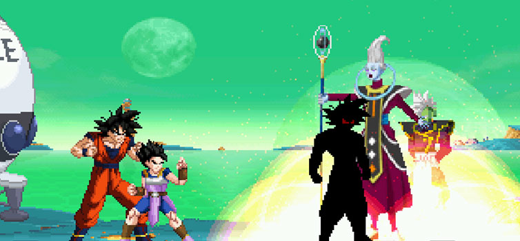 Super Dragon Ball Heroes Mugen