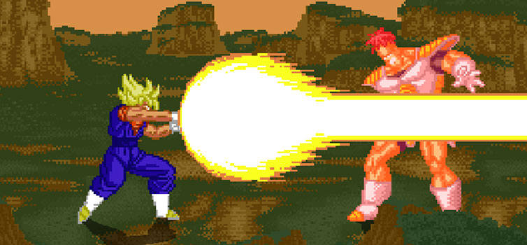 Dragon Ball Z Mugen Butoden