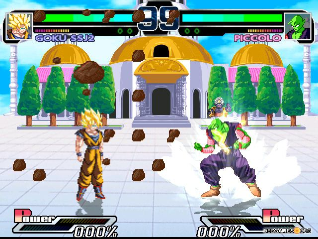 dbz mugen pc download