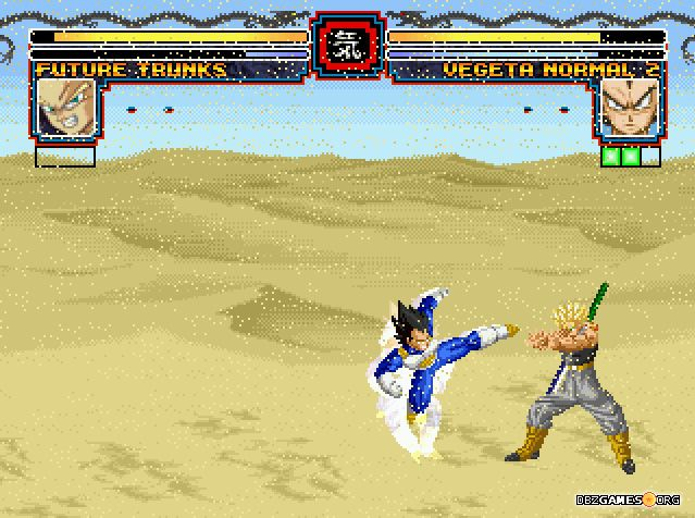 Dragon Ball Z Mugen Edition 2 - Download - DBZGames org
