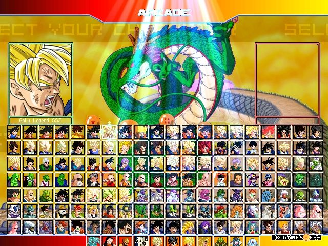 Download Dragon Ball Z Mugen Edition 2013