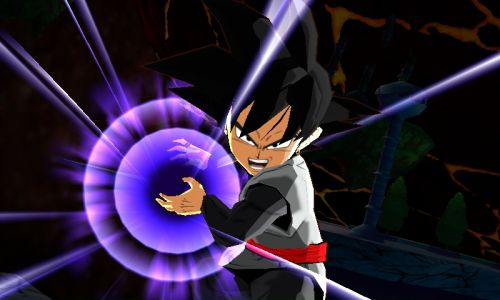 Dragon Ball Fusions - Goku Black