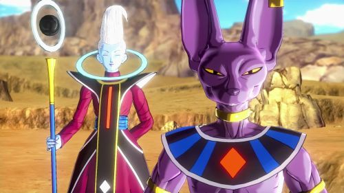 Dragon Ball Xenoverse 2 - Beerus and Whis