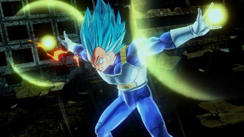 Dragon Ball Xenoverse 2 - DLC 4 Free Update Content