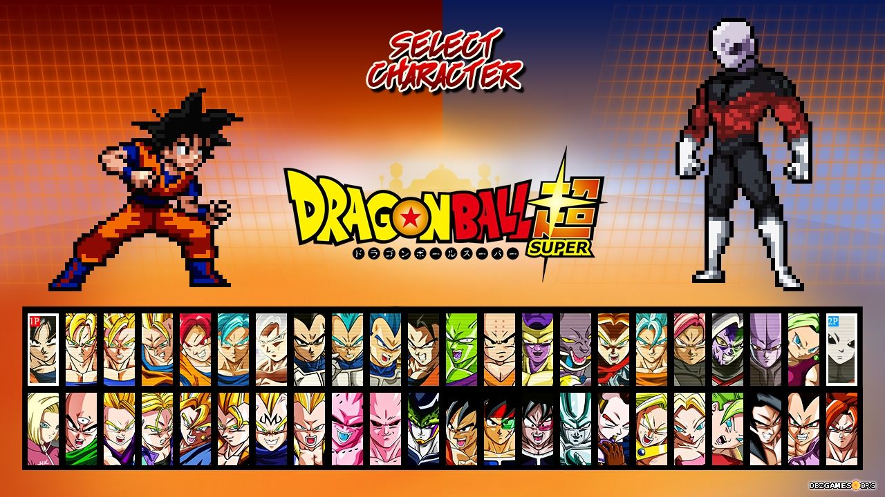 download game mugen dragon ball android