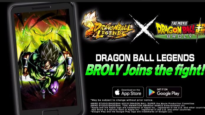 Dragon Ball Legends - Super Broly