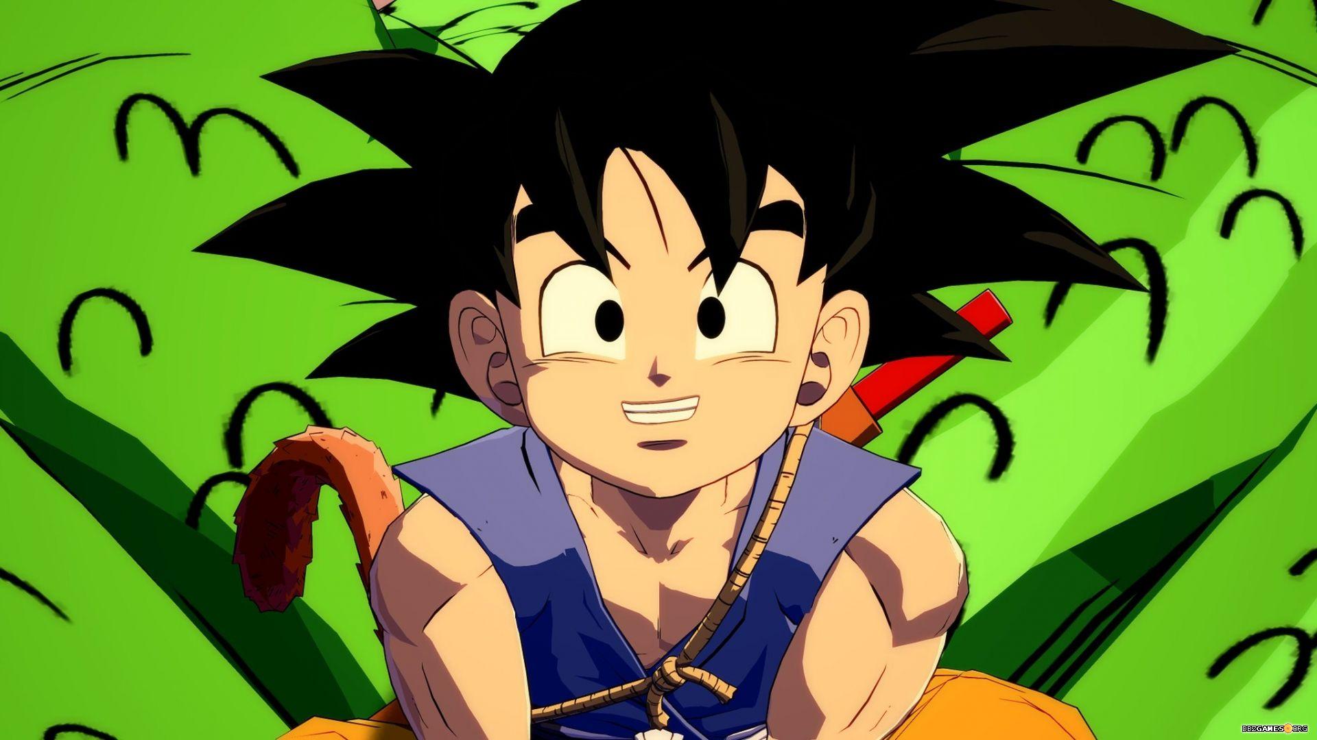 Dragon Ball FighterZ: Goku (GT) stats and new screenshots