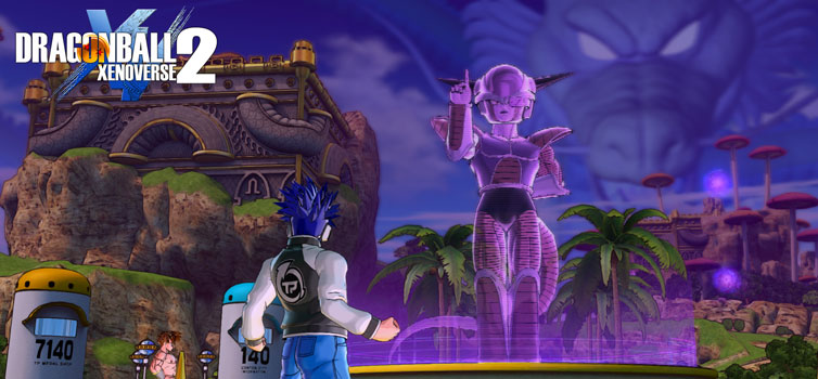 Dragon Ball Xenoverse 2: Frieza Siege Event (January 20th - 23rd)