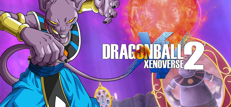 Dragon Ball Xenoverse 2: Beerus Raid Quest event (February 4th)