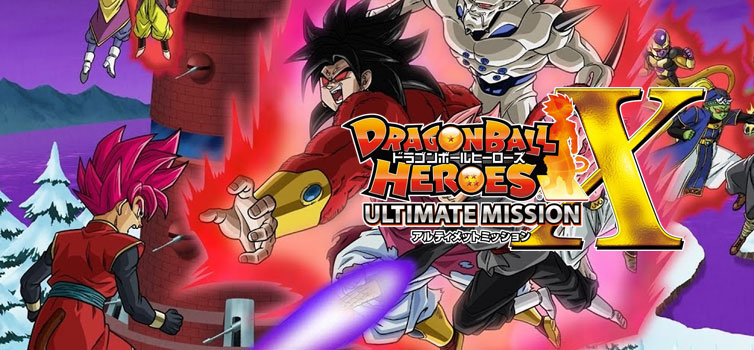 Dragon Ball Heroes Ultimate Mission X: Nearly 139,000 copies sold in three weeks