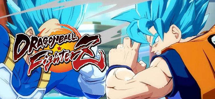 Dragon Ball FighterZ: SSGSS Goku and SSGSS Vegeta official trailers