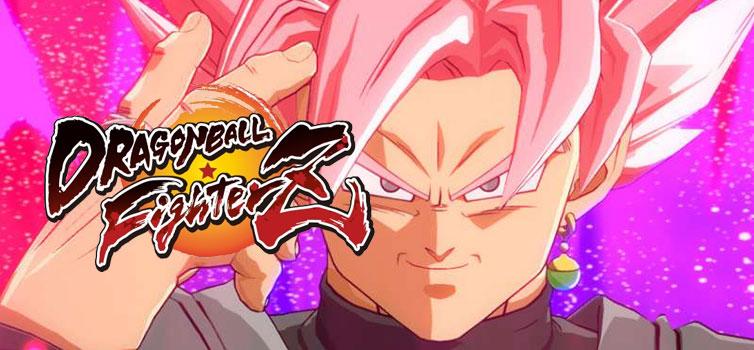 Dragon Ball FighterZ: Goku Black official trailer
