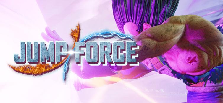 Jump Force: Vegeta revealed, Gamescom 2018 trailer