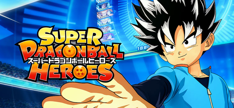 Super Dragon Ball Heroes World Mission: Official Japanese website launched