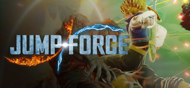 Jump Force: Trunks announced, new screenshots