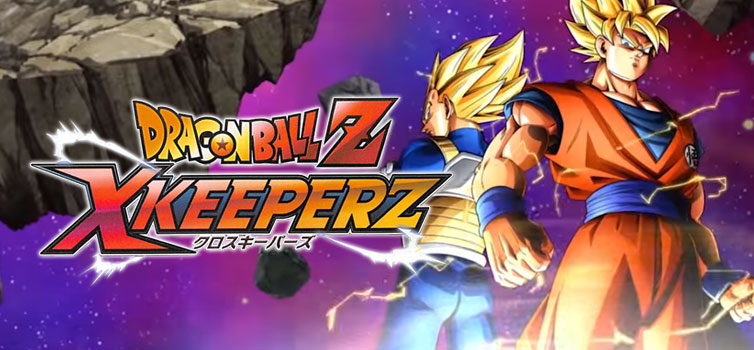 Dragon Ball Z X Keeperz: Update 2.0 all character gameplay trailers