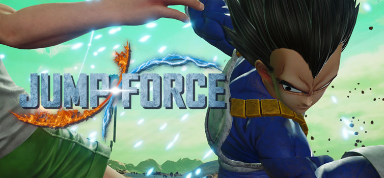 Jump Force: Open Beta tests announced for PlayStation 4 and Xbox One players