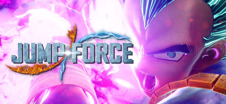 Jump Force: Open Beta Test Client is now available