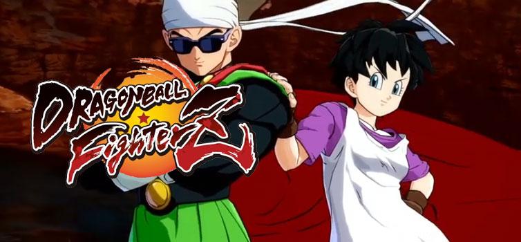 Dragon Ball FighterZ: Jiren and Videl gameplay trailer