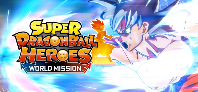 Super Dragon Ball Heroes World Mission: Card Edit, Mission Edit, Limited Battles, Ahms' second form